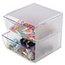 Deflect-O deflect-o® Stackable Cube Desktop Organizer DEF350101