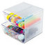 Deflect-O deflect-o® Stackable Cube Desktop Organizer DEF350301