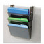 Deflect-O deflect-o® Docupocket® Three-Pocket File Partition Set with Brackets DEF73502RT