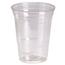 Dixie Dixie® Clear PETE Plastic Cold Cups DXECP16DX