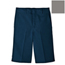 Dickies Boys' Plain-Front Extra-Pocket Shorts DKI42562-SV-12