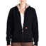 Dickies Women's Sherpa Fleece Hoodies DKIFW103-BK-XL