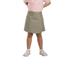 Dickies Girls' Faux Wrap Skorts, 4-6X DKIKT312-KH-4
