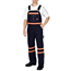 Dickies Men's Enhanced Visibility Denim Bib Overalls DKIVB501-NB-34-32