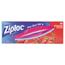 SC Johnson Professional Ziploc® Double Zipper Storage Bags DRACB003202BX