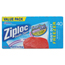 SC Johnson Ziploc® Double Zipper Freezer Bags DRKCB003813