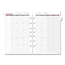 Day Runner AT-A-GLANCE® Day Runner® Monthly Planning Pages Refill DRN061685Y