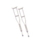 Drive Medical Walking Crutches with Underarm Pad and Handgrip DRV10401-1