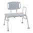 Drive Medical Heavy Duty Bariatric Plastic Seat Transfer Bench 12025KD-1