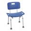 Drive Medical Bathroom Safety Shower Tub Bench Chair 12202KDRB-1