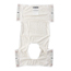 Drive Medical Patient Lift Sling, Polyester Mesh with Commode Cutout DRV13026
