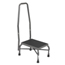 Drive Medical Heavy Duty Bariatric Footstool with Non Skid Rubber Platform 13062-1SV