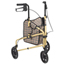 Drive Medical Winnie Lite Supreme 3 Wheel Walker Rollator 199
