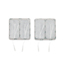 Drive Medical Oval Pre Gelled Electrodes for TENS Unit AGF-103