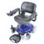 Drive Medical Blue Cobalt Travel Power Wheelchair COBALTBL16FS