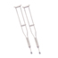 Drive Medical Walking Crutches with Underarm Pad and Handgrip RTL10402