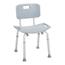 Drive Medical Bathroom Safety Shower Tub Bench Chair RTL12202KDR