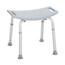 Drive Medical Bathroom Safety Shower Tub Bench Chair RTL12203KDR