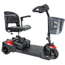 Drive Medical Scout Compact Travel Power Scooter, 3 Wheel SFSCOUT3