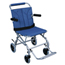 Drive Medical Super Light Folding Transport Wheelchair with Carry Bag SL18