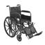 Drive Medical Silver Sport 2 Wheelchair SSP218DFA-ELR