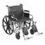 Drive Medical Sentra EC Heavy Duty Wheelchair STD22ECDDA-ELR
