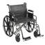Drive Medical Sentra EC Heavy Duty Wheelchair STD24ECDDA-SF