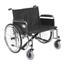 Drive Medical Sentra EC Heavy Duty Extra Wide Wheelchair STD28ECDFA