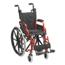Inspired by Drive Wallaby Pediatric Folding Wheelchair DRVWB1200-2GFR