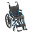 Inspired by Drive Wallaby Pediatric Folding Wheelchair DRVWB1400-2GJB