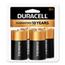 Duracell Duracell® Coppertop® Alkaline Batteries DURMN1300R4Z