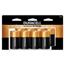 Duracell Duracell® Coppertop® Alkaline Batteries DURMN13RT8Z