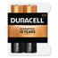 Duracell Duracell® Coppertop® Alkaline Batteries DURMN14RT8Z