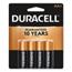 Duracell Duracell® Coppertop® Alkaline Batteries DURMN1500B4Z