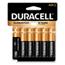 Duracell Duracell® Coppertop® Alkaline Batteries DURMN15RT12Z