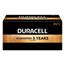 Duracell Duracell® Coppertop® Alkaline Batteries DURMN1604BKD