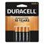 Duracell Duracell® Coppertop® Alkaline Batteries DURMN2400B4Z