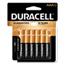 Duracell Duracell® Coppertop® Alkaline Batteries DURMN24RT12Z