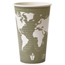 Eco-Products World Art Renewable Resource Compostable Hot Drink Cups ECPEP-BHC16-WA