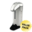 iTouchless Stainless Steel Automatic Sensor Soap Dispenser™ ITOESD002SCS