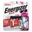 Energizer Energizer® MAX® Alkaline Batteries EVEE92BP4