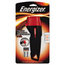 Eveready Battery Energizer® Rubber Flashlight EVEENRUB21E