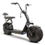 EWheels (EW-08) Fat Tire Scooter + White Glove Delivery, Black EWHEW-08BLK-WHITEGLOVE