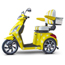 EWheels (EW-82) 3-Wheel Scooter - Happy Day + White Glove Delivery EWHEW-82-WHITEGLOVE