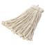 Rubbermaid Commercial Premium Bolt-On Cut-End Cotton Mop Heads RCPF168