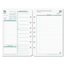 Franklin Covey Original Dated Daily Planner Refill, January-December, 5 1/2 x 8 1/2, 2018 FDP3541914