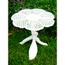 FlowerHouse Butterfly Table White FGHFHBFTA07W