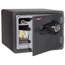 Fireking One Hour Fire Safe and Water Resistant with Combo Lock FIRKY09131GRCL