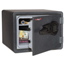 Fireking One Hour Fire Safe and Water Resistant with Electronic Lock FIRKY09131GREL