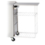 Fabrication Enterprises Hydrocollator® Heating Unit - Accessory - Side Table Rack Only for Ss-2, M-2, M-4 FNT00-4010